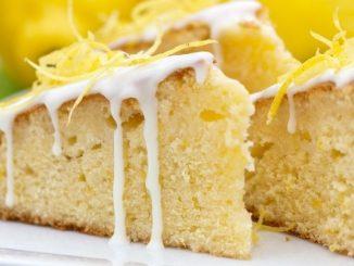 recette gateau au citron facile